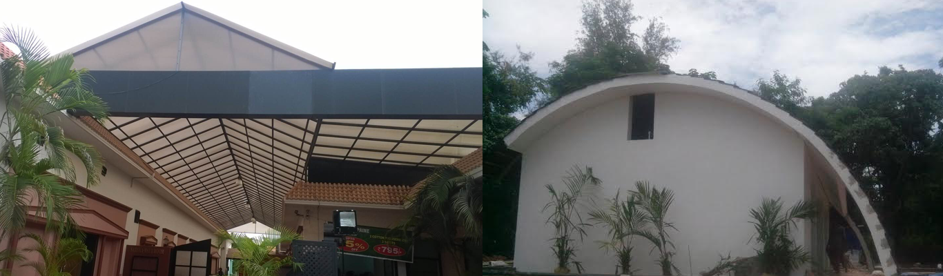 residential roofing company in coimbatore