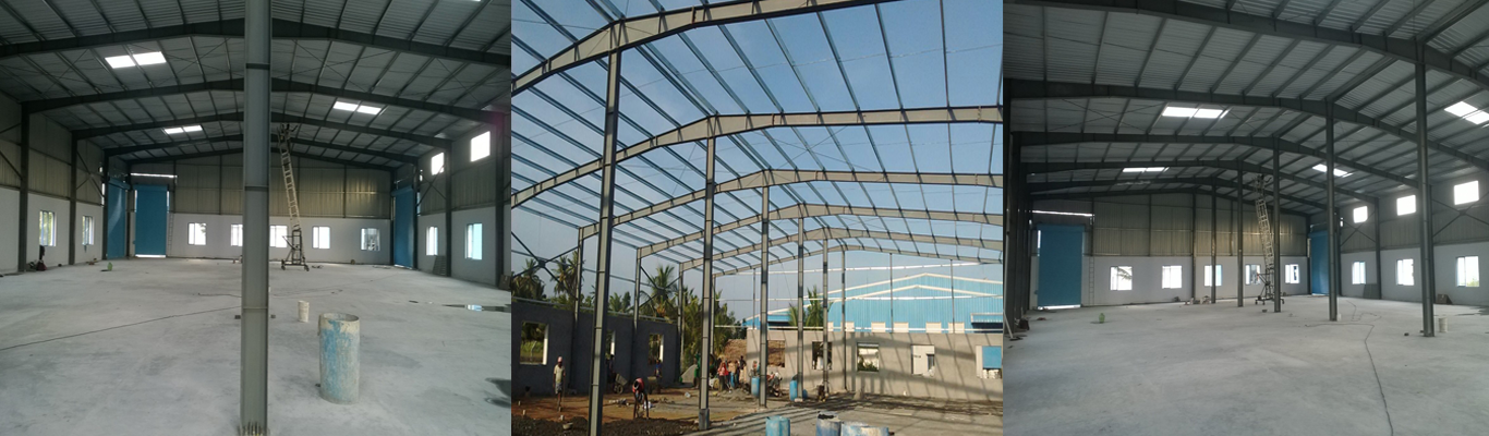 Best Roofing Solutions in Coimbatore | Sri Sastha Structures